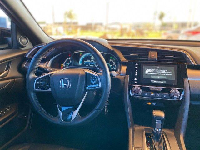 Honda Civic EXL 2017  - Foto 13