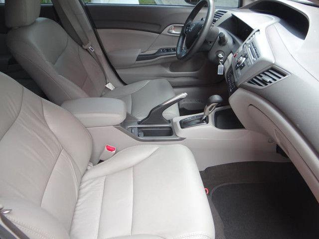 HONDA CIVIC LXS 1.8 16V FLEX AUTOMATICO - Foto 13