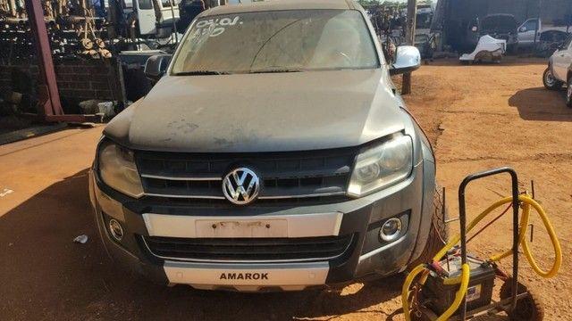 Volkswagen Amarok 2012/2013 Sucata Em Bom Estado Peças - Foto 18