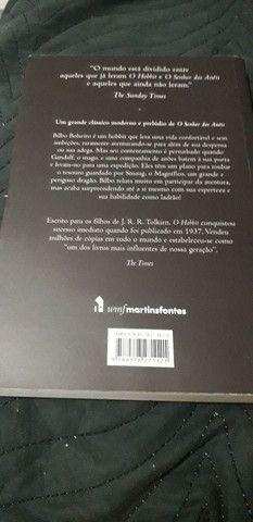 Livro - o Hobbit - Foto 2