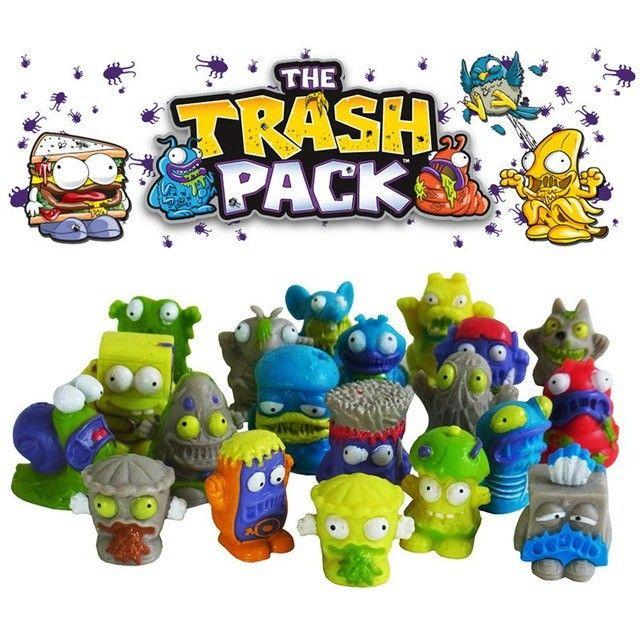 Coleção Trash Pack