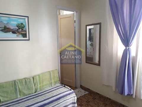 Kitnet com 1 dorm, Boqueirão, Praia Grande - R$ 140 mil, Cod: CLA393 - Foto 2