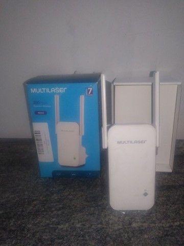Repetidor de sinal Wifi - Multilaser  - Foto 2