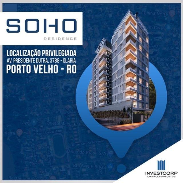 Vendo Apartamento SOHO no 7° Andar Vista pro por do Sol.