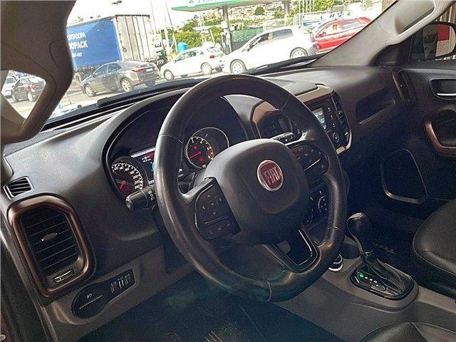 Fiat Toro 2018 2.0 16v turbo diesel volcano 4wd automático - Foto 9