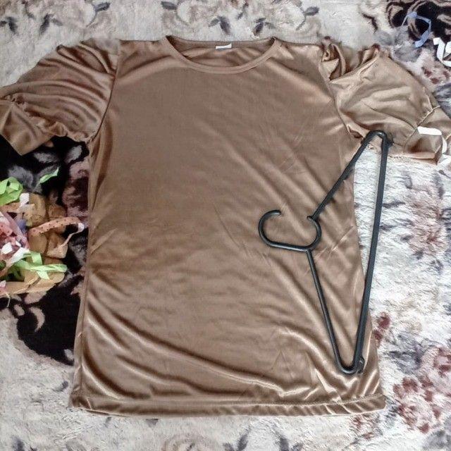 Blusa de microfibra - Foto 2
