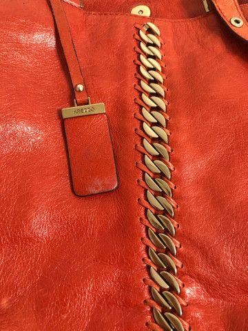 Bolsa de couro Arezzo - original - Foto 5