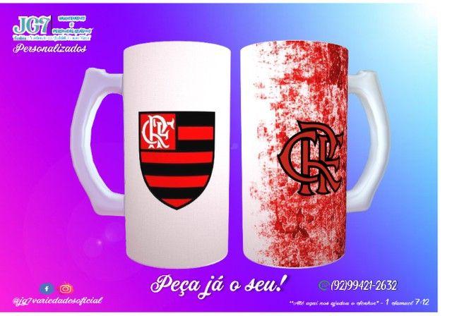 Caneca de Chopp Flamengo - Foto 4