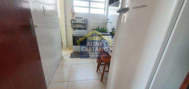 Apartamento com 1 dorm, Boqueirão, Praia Grande - R$ 155 mil, Cod: CLA22109 - Foto 6