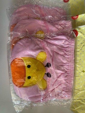 Calcinhas de bebê