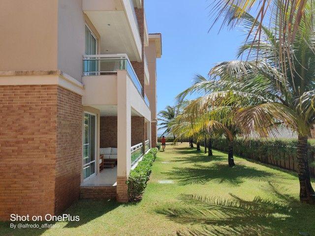 Apartamento para alugueo temporada na praia do Cumbuco  ce a metros do mar com  104 m2 e 3 - Foto 18