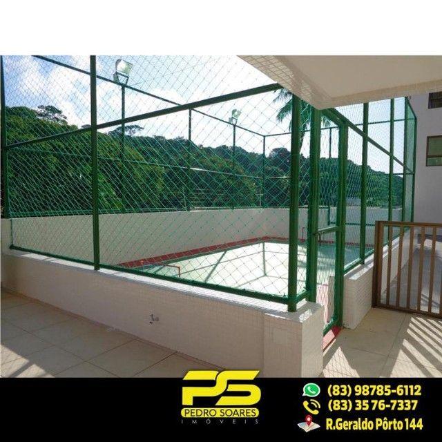 (LUXO) Cobertura com 2 qts sendo 1 suíte à venda, 130 m² por R$ 1.000.000 - Beira mar Cabo - Foto 11
