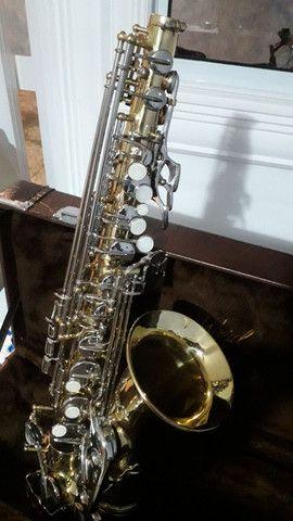 SAX Alto saxofone alto weril alpha  - Foto 6