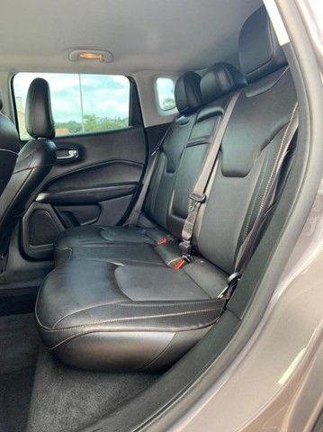 Jeep Compass 2020 4X4 Diesel aceiro troca por Civic Turbo de menor valor! - Foto 4