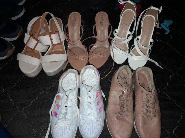 Sapatos seminovos  - Foto 6