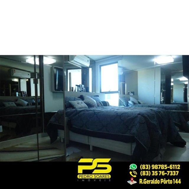 (LUXO) Cobertura com 2 qts sendo 1 suíte à venda, 130 m² por R$ 1.000.000 - Beira mar Cabo - Foto 14