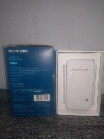 Repetidor de sinal Wifi - Multilaser  - Foto 3