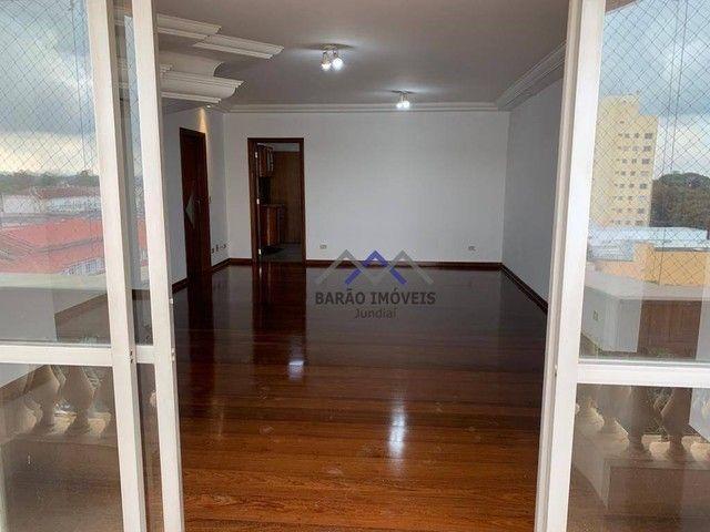 Apartamento com 4 dormitórios para alugar, 215 m² por R$ 3.500,00/mês - Centro - Jundiaí/S - Foto 10