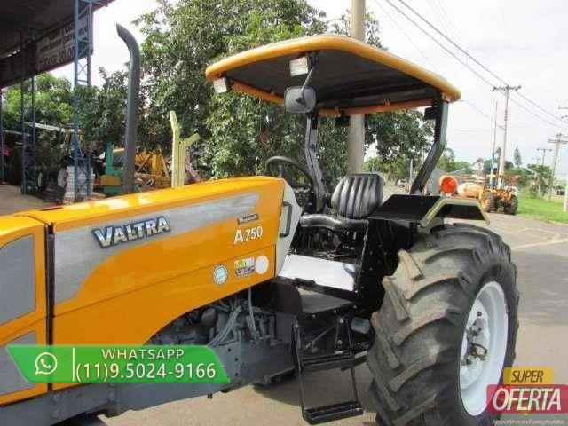 Trator Valtra/Valmet A 750 4x2 ano 10 - Foto 6