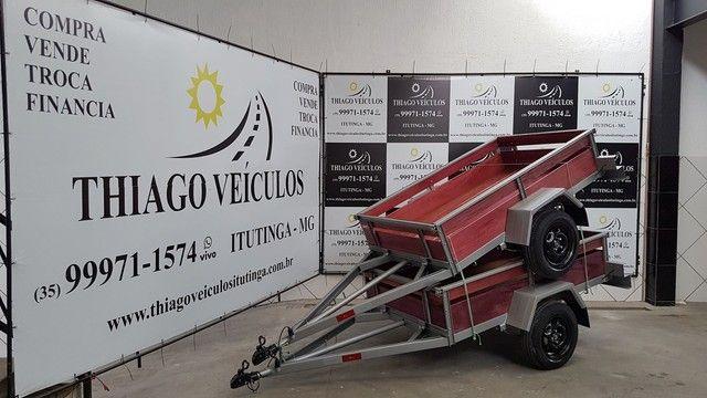 Carretinhas zeras produção em fabrica especializada, nota fiscal emitida na hora - Foto 4