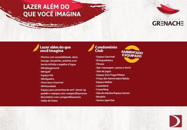 Lançamento na Jatiúca - EDF Grenache - 3/4 sendo um suite - Financiamento direto com a con - Foto 3
