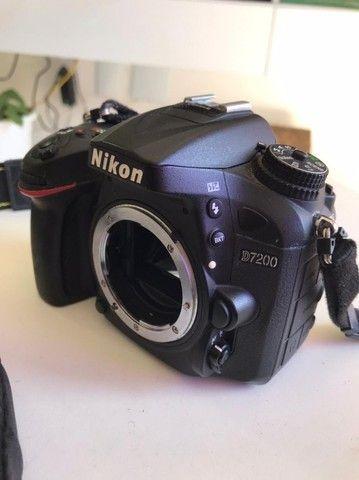 Nikon D7200 com lente Nikkor 50mm - Apenas 26k clicks.  - Foto 4