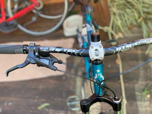 Bike de downhill rockrider  - Foto 3
