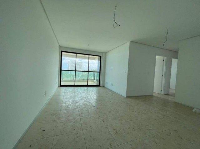 Apartamento para venda possui 114 metros quadrados com 3 quartos em Guaxuma - Maceió - Ala - Foto 8