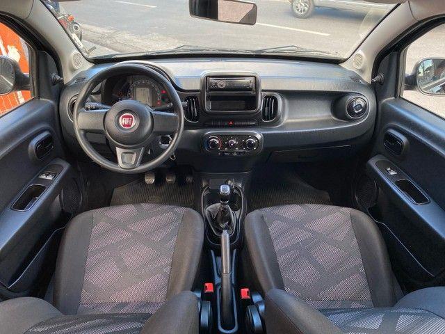 FIAT MOBI 1.0 LIKE 2018/2019 IMPECÁVEL  - Foto 11