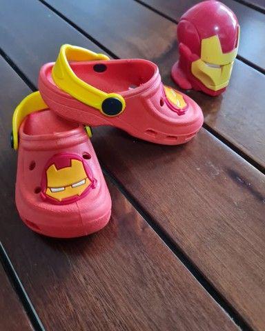 Sandálias menino infantil Novas