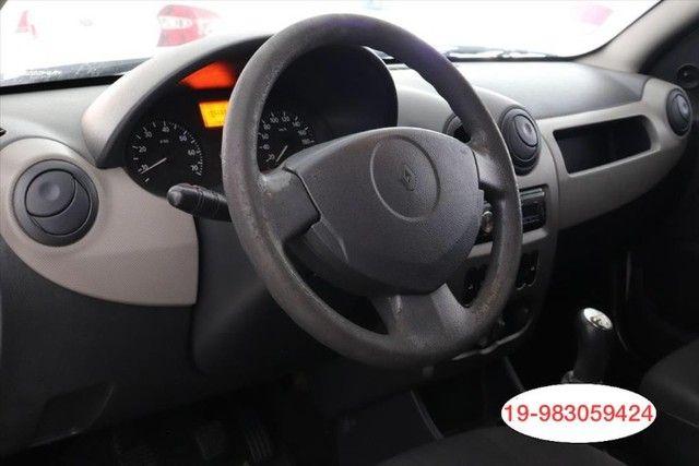 Novíssimo Renault Sandero 1.0 Authentique 16V Flex 4P Manual/Por apenas R$23.900,00 - Foto 2