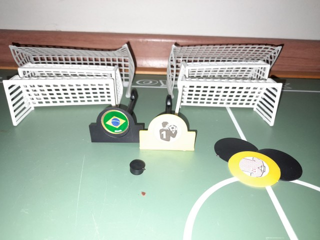 Tabuleiro de jogo de botão pouco usado  - Foto 2