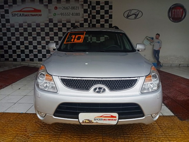 Hyundai Veracruz 3.8 Gls 4wd 4x4 V6 24v Gasolina 4p Automático  - Foto 2