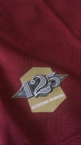 Camisa Sport roxa, edição especial  - Foto 5