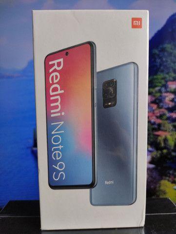 PROMOÇÃO! Redmi Note 9S da Xiaomi! Novo Lacrado.. Receba em casa