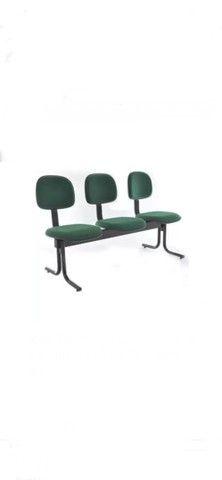 Cadeira de espera  3 lugares