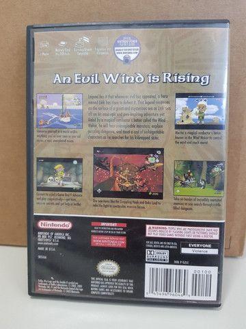 The Legend of Zelda - The Wind Waker para Gamecube - Foto 2