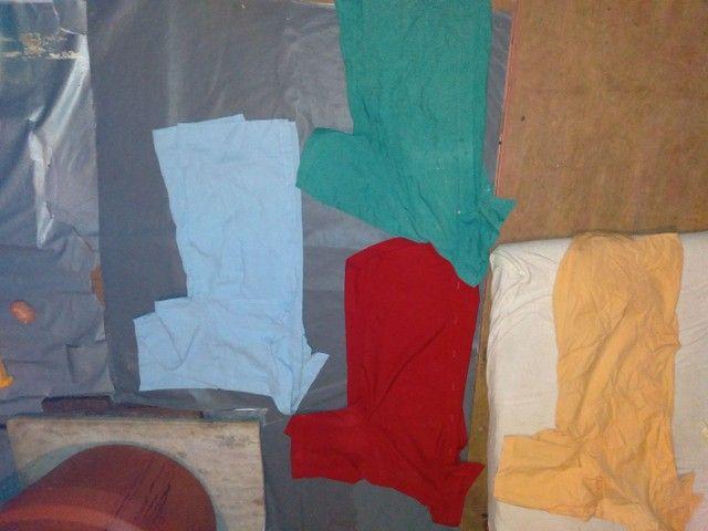 Lote de camisa de manga curta 25,00