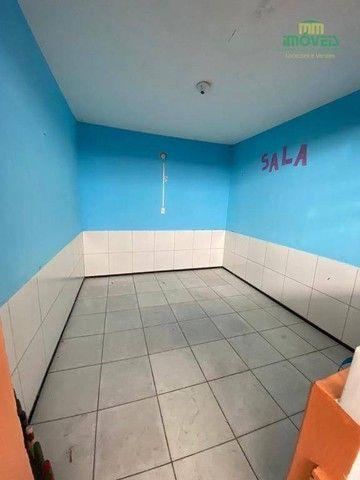 Casa para alugar, 600 m² por R$ 4.800,00/mês - Vila União - Fortaleza/CE - Foto 8