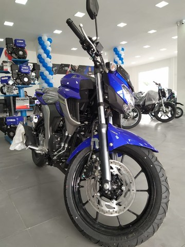Yamaha Fazer 250 ABS 2021/2021 0km - Foto 3