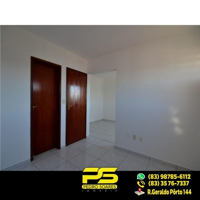 ( Oportunidade ) Belíssimo apt c/ 4 qts sendo 1 st com 110 m², à venda por R$ 269.000 - Er - Foto 8