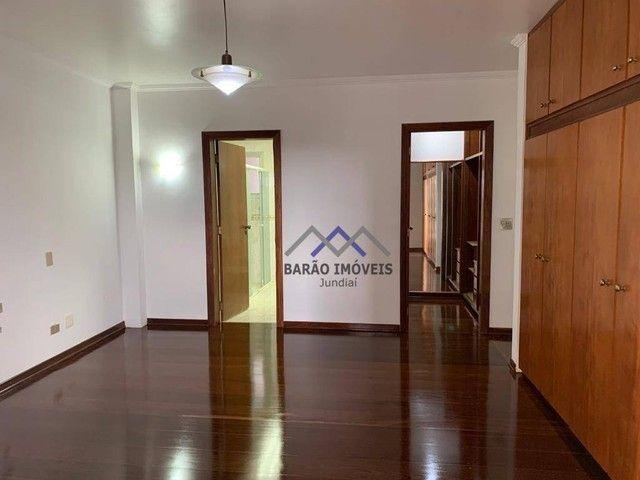 Apartamento com 4 dormitórios para alugar, 215 m² por R$ 3.500,00/mês - Centro - Jundiaí/S - Foto 20