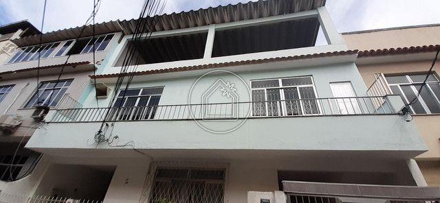 Casa à venda com 2 dormitórios em Cascadura, Rio de janeiro cod:893675