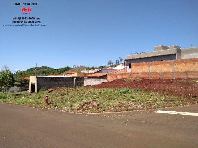 Terreno comercial de esquina com 361,00 m2 no residencial Casagrande em Ibiporã. - Foto 9