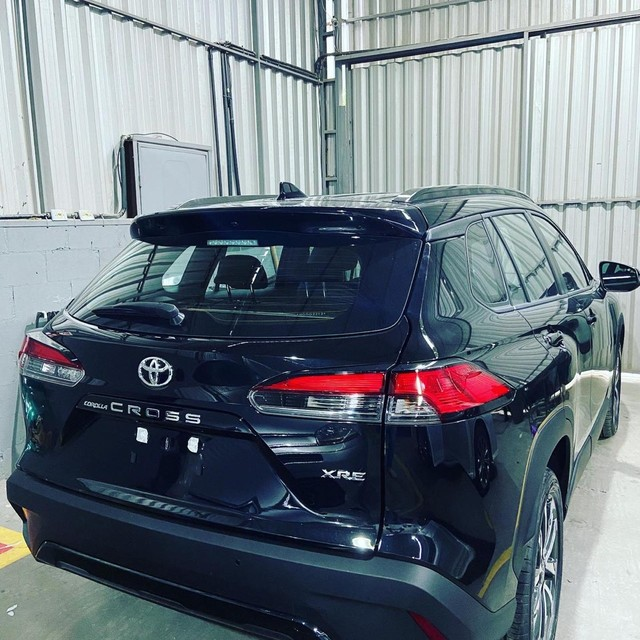Toyota Corolla Cross 2021 0KM - Blindado  - Foto 2