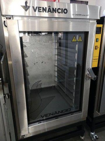 R- forno turbo elétrico Venâncio 10 esteiras