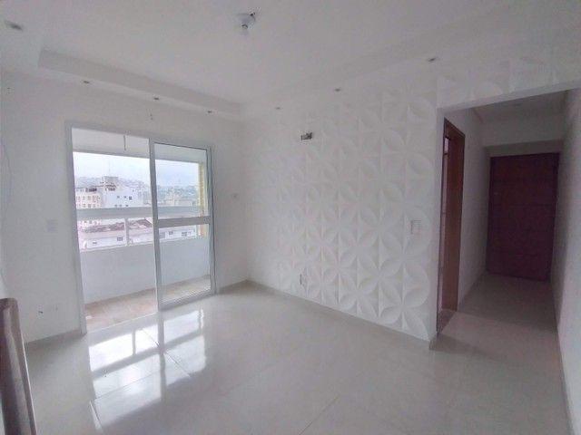 Apartamento à venda com 2 dormitórios em Campo grande, Santos cod:212608