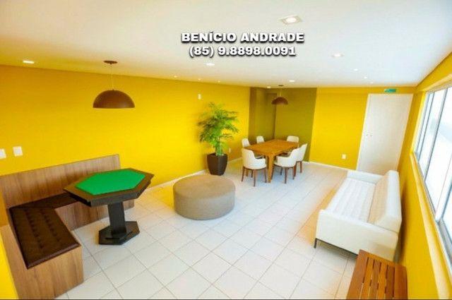 Apartamento com 03 quartos, sendo 02 suítes, novo, com lazer incrível! - Foto 20