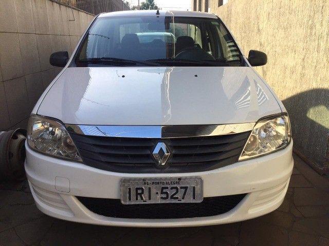 Renault Logan Authentic 1.0 16v Flex