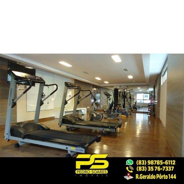 (LUXO) Cobertura com 2 qts sendo 1 suíte à venda, 130 m² por R$ 1.000.000 - Beira mar Cabo - Foto 18